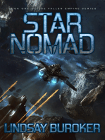 Star Nomad (Fallen Empire, Book 1)