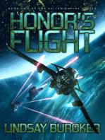 Honor's Flight (Fallen Empire, Book 2)
