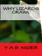 Why Lizards Crawl