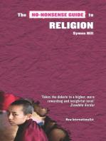 The No-Nonsense Guide to Religion