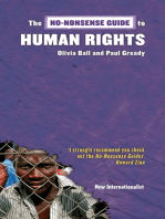 The No-Nonsense Guide to Human Rights