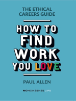 The Ethical Careers Guide
