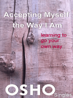 Accepting Myself the Way I Am