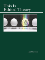 This Is Ethical Theory