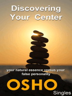 Discovering Your Center