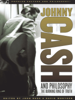 Johnny Cash and Philosophy