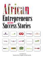 African Entrepreneurs And Their Success Stories