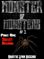 Monster of Monsters #1 Part One