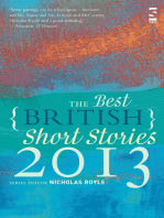 The Best British Short Stories 2013