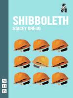 Shibboleth (NHB Modern Plays)