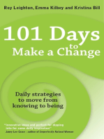 101 Days to Make a Change