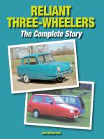 Reliant Three-Wheelers