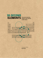 30-Second Elements: The 50 most significant elements, each explained in half a minute