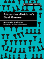 Alexander Alekhine's Best Games