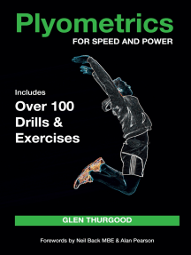 Plyometrics for Speed and Power: Includes over 100 Drills and Exercises
