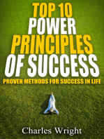 Top Ten Power Principles Of Success