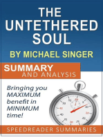 The Untethered Soul by Michael Singer