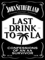 Last Drink to LA