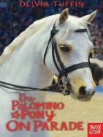 The Palomino Pony On Parade