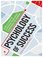 A Practical Guide to the Psychology of Success