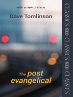 The Post-Evangelical