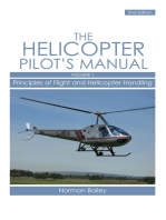 Helicopter Pilot's Manual Vol 1: Principles of Flight and Helicopter Handling