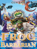 Frog the Barbarian