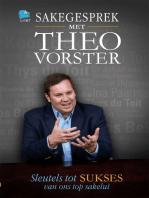 Sakegesprek met Theo Vorster