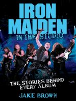 Iron Maiden in the Studio