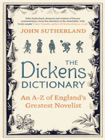 The Dickens Dictionary: An A-Z of Britain's Greatest Novelist