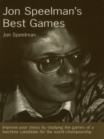 Jon Speelman's Best Games