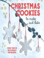 Christmas Cookies to Make and Bake