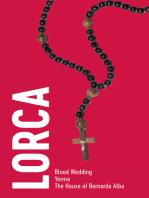 Lorca: Three Plays: Full Texts and Introductions (NHB Drama Classics)