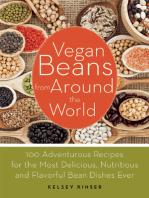 Vegan Beans from Around the World
