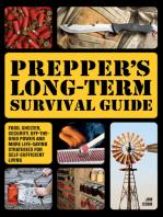 Prepper's Long-Term Survival Guide