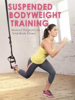 Suspended Bodyweight Training