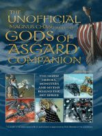 The Unofficial Magnus Chase and the Gods of Asgard Companion
