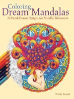 Coloring Dream Mandalas