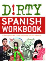 Dirty Spanish Workbook