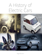 History of Electric Cars