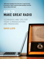 How to Make Great Radio