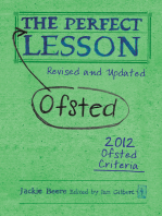 The Perfect Ofsted Lesson - revised and updated