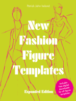 New Fashion Figure Templates - Expanded edition