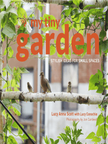 My Tiny Garden: Stylish ideas for small spaces