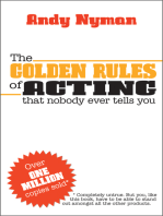 The Golden Rules of Acting