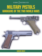 Military Pistols: Handguns of the Two World Wars