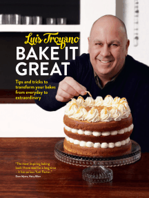 Bake it Great: Tips and tricks to transform your bakes from everyday to extraordinary