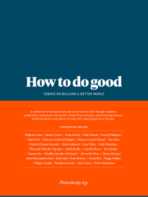 How to do Good: Essays on Building a Better World