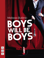 Boys Will Be Boys (NHB Modern Plays)