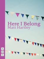 Here I Belong (NHB Modern Plays)